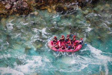 Rafting Tarom – Rafting na reci Tari