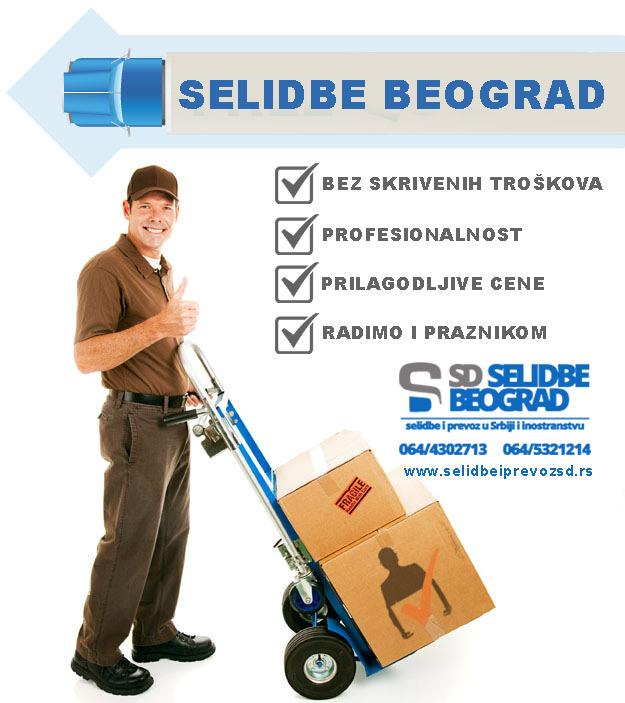 Selidbe Beograd i međunarodne