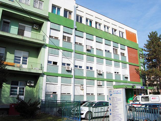 Rekonstrukcija i dogradnja Opšte bolnice i Doma zdravlja u Šapcu